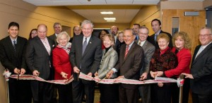 Opening of the Rhode Island STEM Center, February 6, 2009